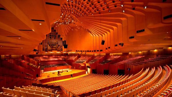 Kiến trúc các nhà hát nổi tiếng nhất thế giới
