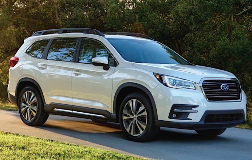 Subaru Ascent 2019 chính thức ra mắt thị trường Mỹ