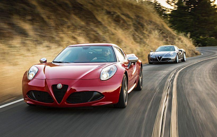Alfa Romeo 4C thế hệ mới sẽ ra mắt vào năm sau