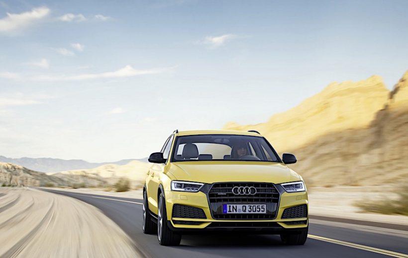 Audi Q8 2018 sẽ có giá bán từ 34.875 USD tại Mỹ