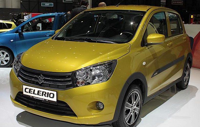 Suzuki Celerio sắp ra mắt tại Việt Nam với giá chỉ 299 triệu đồng