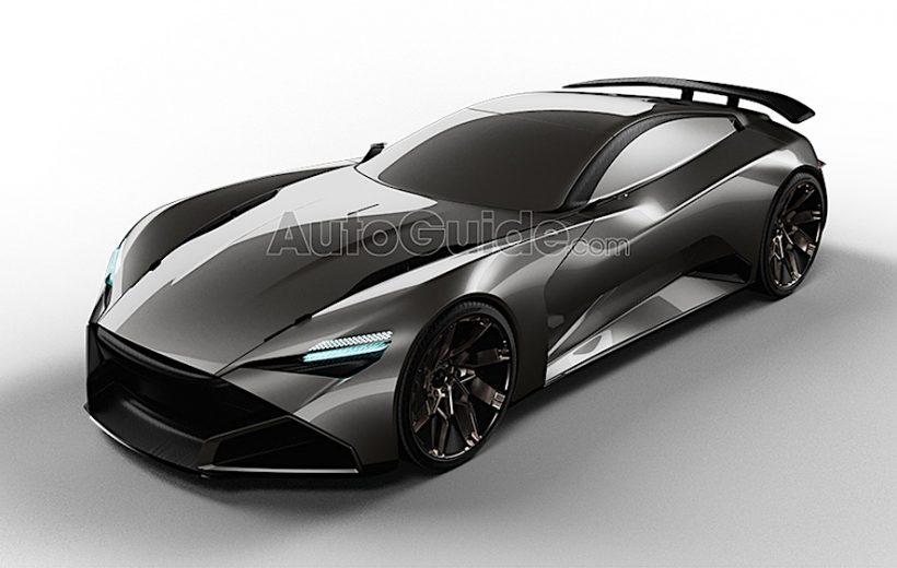 Continental vừa cho ra mắt Concept Supercar hoàn toàn mới