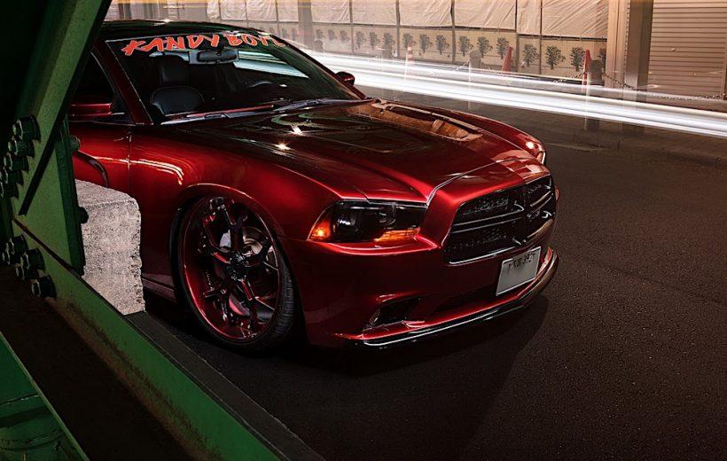 Dodge Charger độ cửa mở xéo siêu độc tại Mỹ