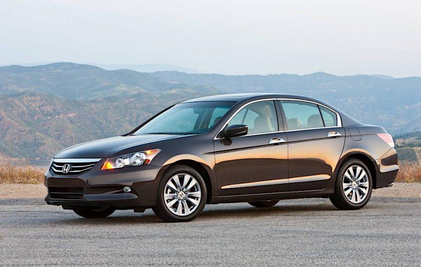 Honda Accord và Odyssey tại Việt Nam bị triệu hồi