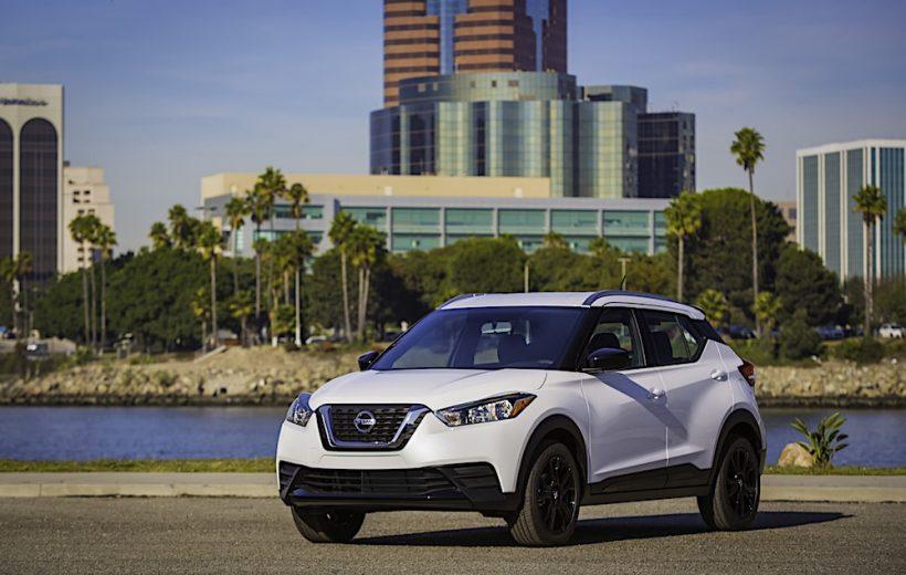 Nissan Kick 2018 chính thức ra mắt