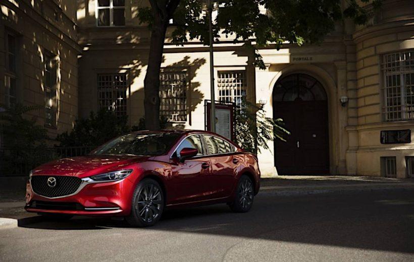 Mazda 6 thế hệ mới nhất có giá bán từ 500 triệu đồng tại Mỹ