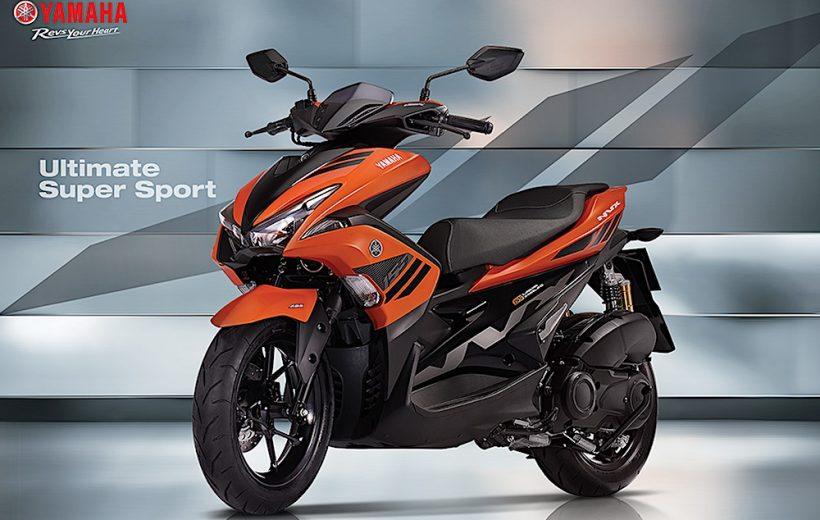 Yamaha Exciter RC và NVX 155 ABS sẽ có thêm màu sơn mới