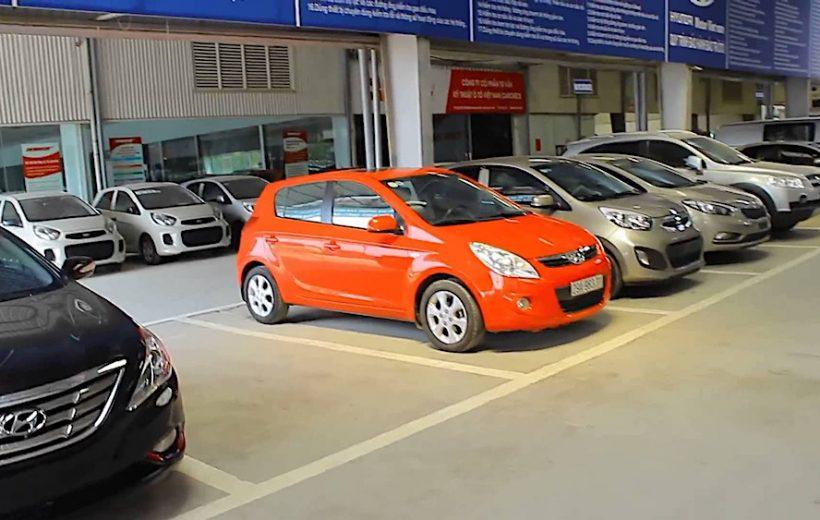 Xe nhập đã qua sử dụng sẽ bị tăng giá bán