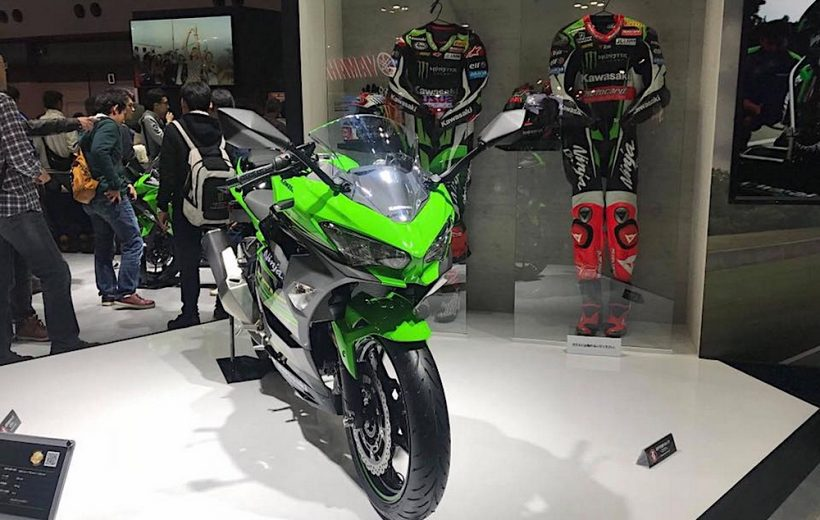 Kawasaki Ninja 400 sẽ được bán từ 153 triệu đồng tại Việt Nam