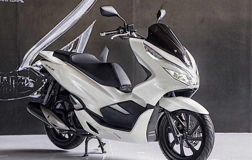 Honda PCX 2018 sẽ có thêm phiên bản 150 phân khối