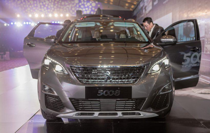 Cận cảnh Peugeot 5008, xe 7 chỗ giá 1,35 tỷ đồng tại Việt Nam