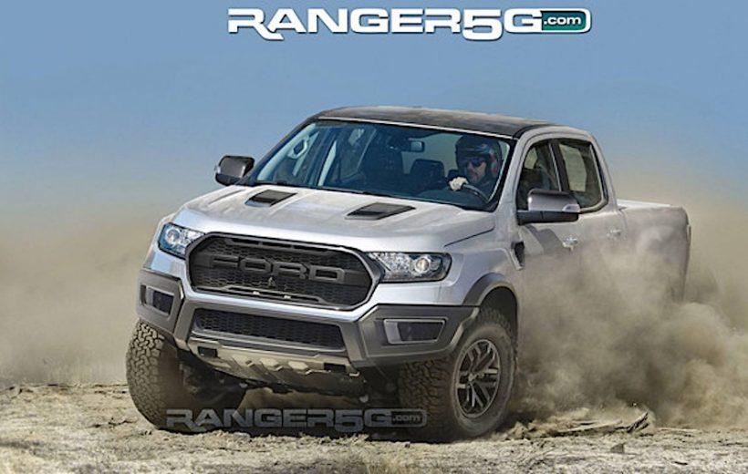 Ford Ranger Raptor 2018 sẽ có mặt tại Thái Lan vào năm sau