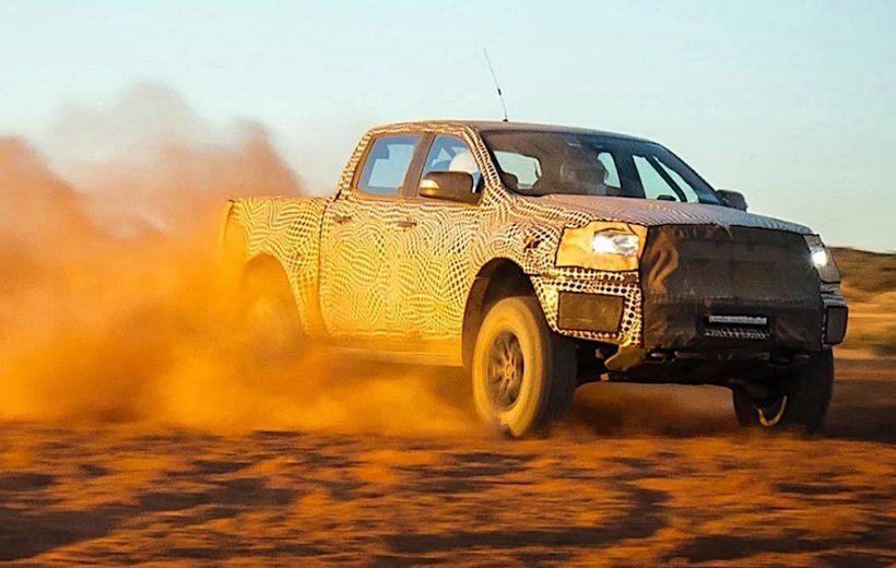 Ford Ranger Raptor 2018 chuẩn ra mắt tại Thái Lan