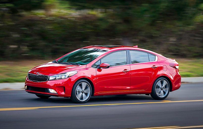 Đâu là 10 mẫu xe hơi bán chạy nhất tháng 11/2017
