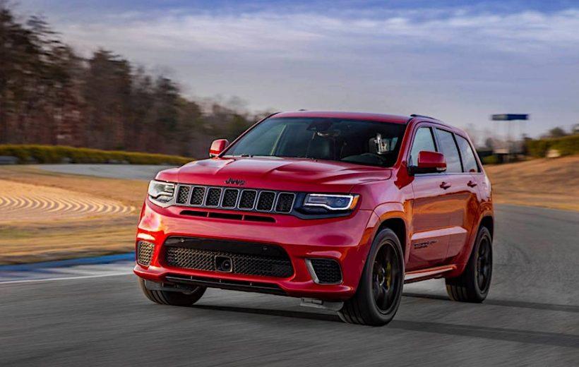 Những mẫu xe SUV có hiệu suất cao nhất tại Mỹ