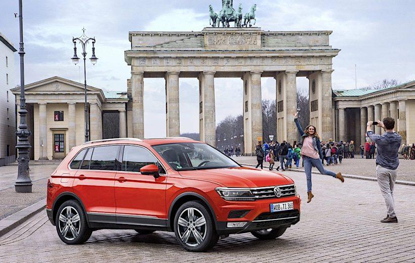 Volkswagen Tiguan Allspace 2018 sắp có mặt tại Việt Nam với giá từ 1,6 tỷ đồng