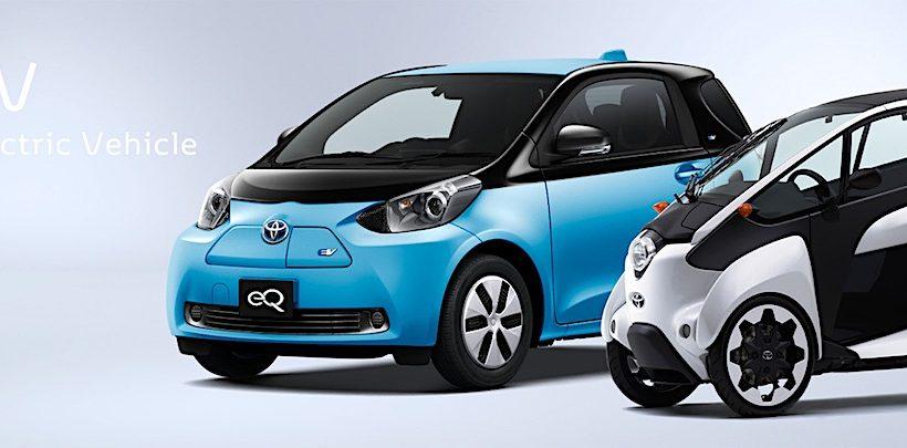 Toyota sẽ cho ra mắt 10 mẫu xe EV trong nằm 2020