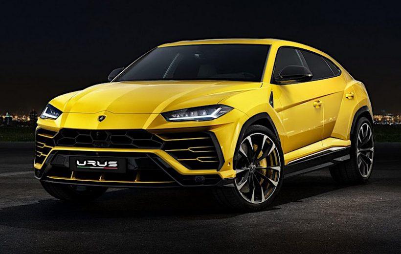Lamborghini Urus- Siêu SUV với giá bán 200.000 USD