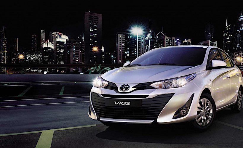 Toyota Vios 2018 có giá bán từ 1,5 tỷ đồng tại Singapore