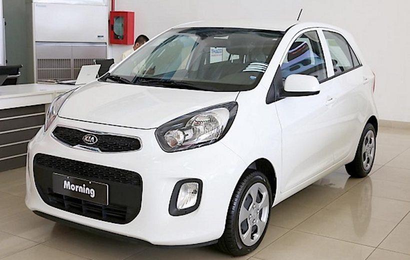 Những mẫu xe oto giá rẻ chỉ từ 300 triệu đồng