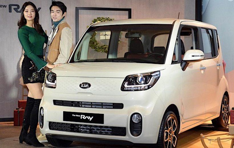 Kia Ray 2018 chính thức ra mắt với giá bán từ 250 triệu đồng