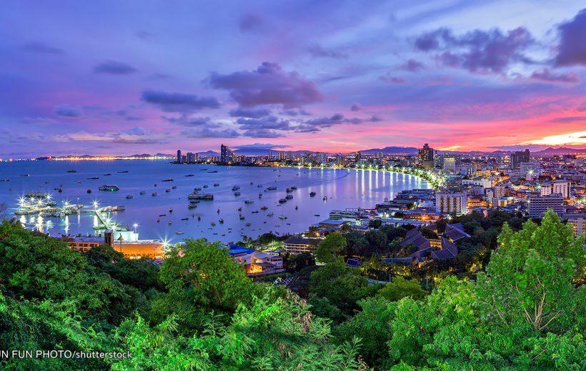 Pattaya Sôi Động