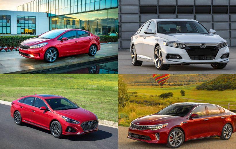 """10 mẫu sedan """"cực chất"""" giá chỉ 700 triệu đồng"""