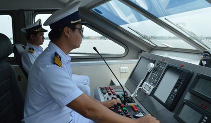 Tàu cao tốc Bến Tre – Vũng Tàu đi vào hoạt động từ ngày 28/1