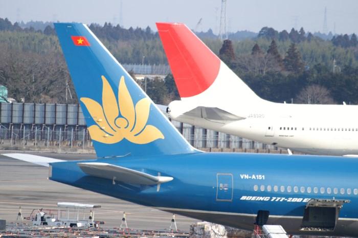 Vietnam Airlines và Jetstar tái hiện lại không gian Tết cổ truyền