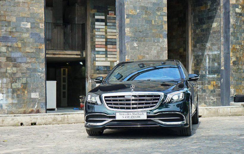 Mercedes-Maybach S450 2018 sẽ có giá 7,219 tỷ đồng tại Việt Nam