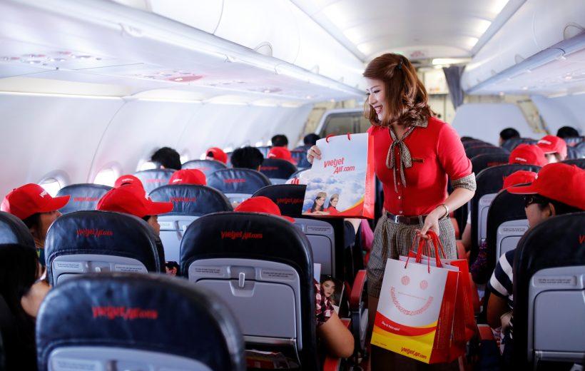Vietjet tung 500.000 vé bay ngay quốc tế giá 0 đồng trong 3 ngày tới