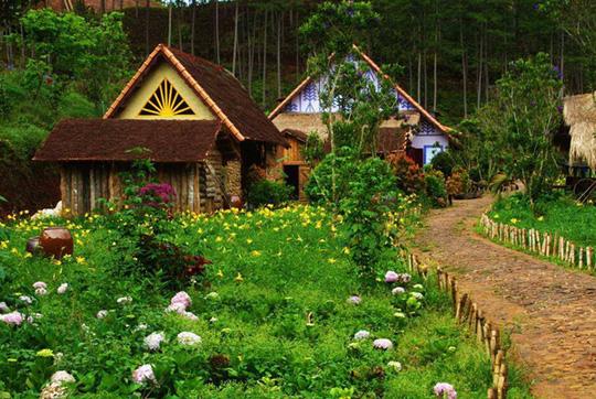 """Trải nghiệm du lịch nông nghiệp """"chiếc hộp xanh"""" ở Đà Lạt"""