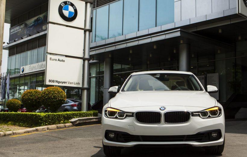 Thaco phân phối BMW 320i với giá  chỉ từ 1,3 tỷ đồng