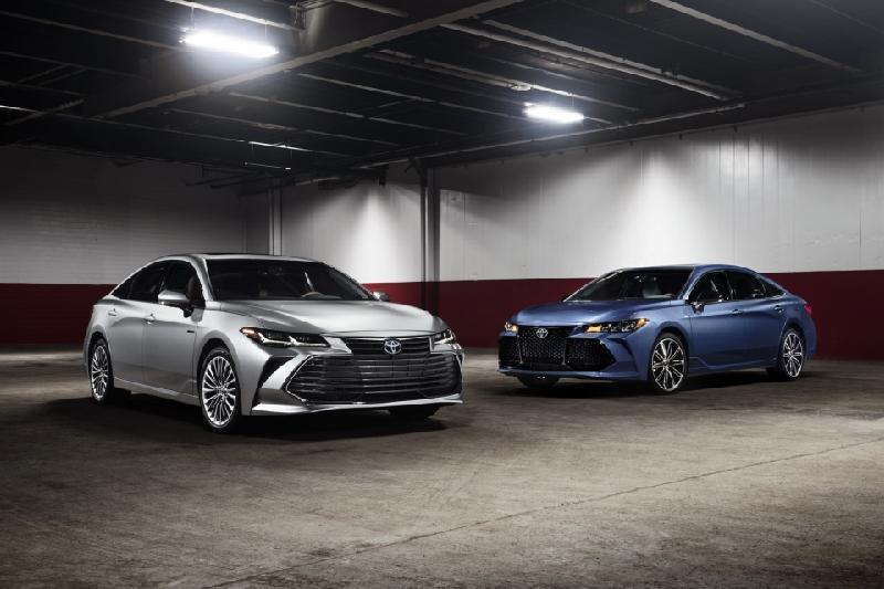 Toyota Avalon 2019 tuyệt đẹp với diện mạo mới
