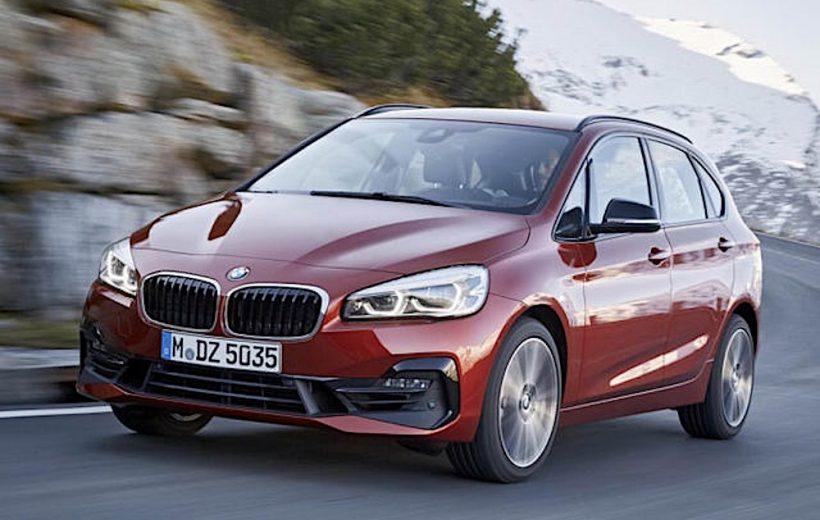 BMW công bố giá bán mẫu xe 2-Series 2018