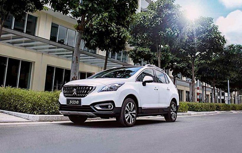 Peugeot 3008 phiên bản cũ sẽ được giảm giá chỉ còn 959 triệu đồng