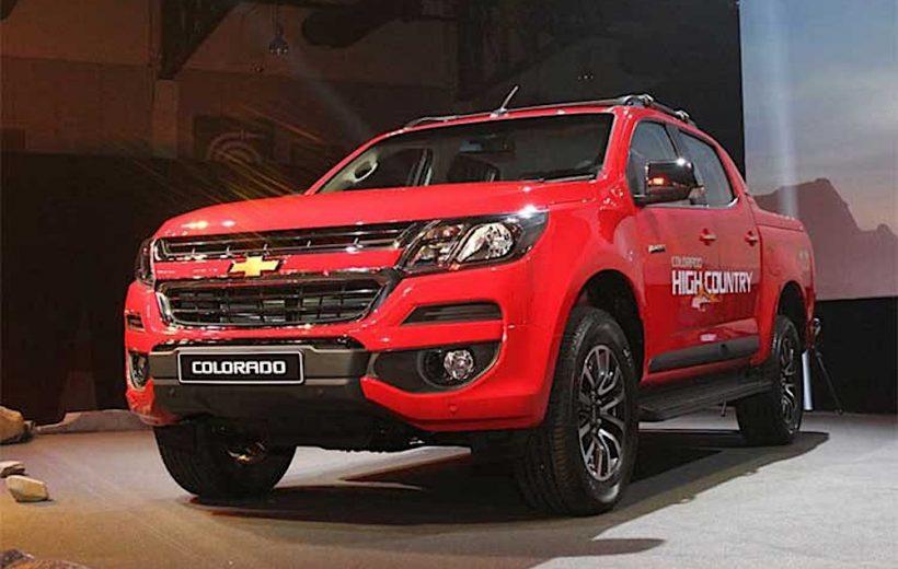 Chevrolet giảm giá bán hàng loạt mẫu xe dịp đầu năm