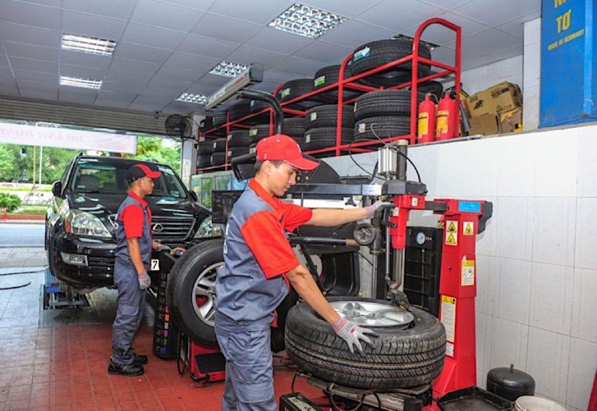 Bridgestone Việt Nam vừa khai trương thêm 6 cửa hàng trên cả nước