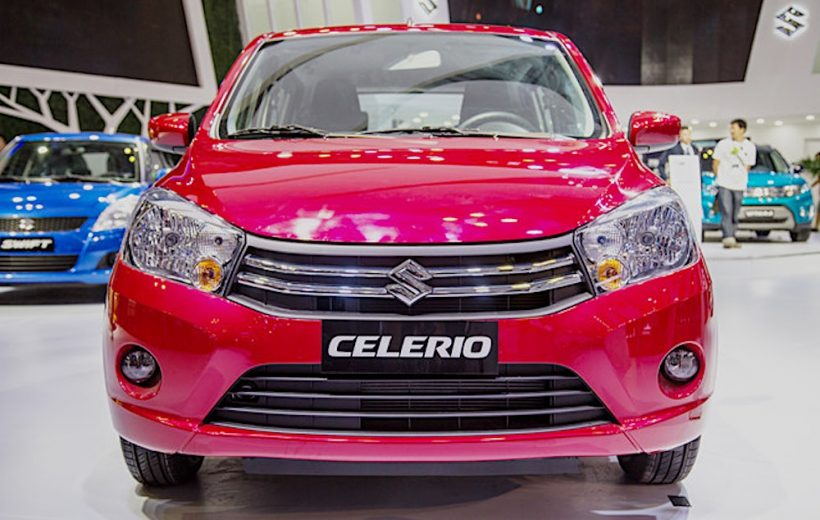 Suzuki chốt giá bán Celerio từ 359 triệu đồng tại Việt Nam