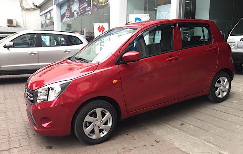 Suzuki Celerio về Việt Nam với giá 359 triệu đồng