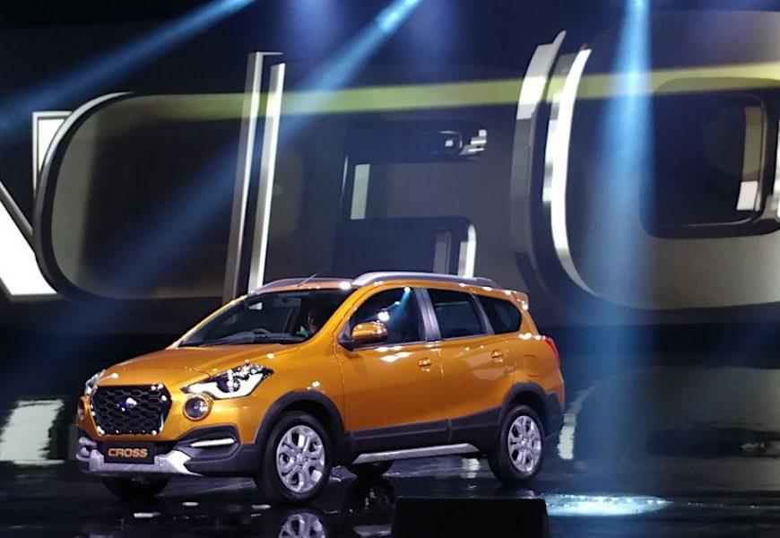 Datsun Cross- Xe crossover giá chỉ 227 triệu đồng