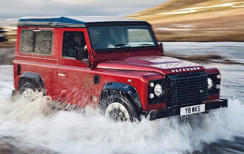 Land Rover Defender bản giới hạn với số lượng chỉ 150 chiếc toàn cầu