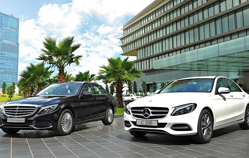 Mercedes vượt mặt Lexus về doanh số trong năm 2017