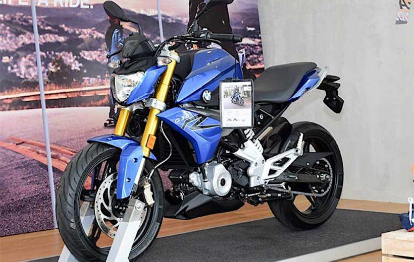 Naked Bike BMW G310R sẽ có mặt tại Việt Nam với giá từ 150 triệu đồng
