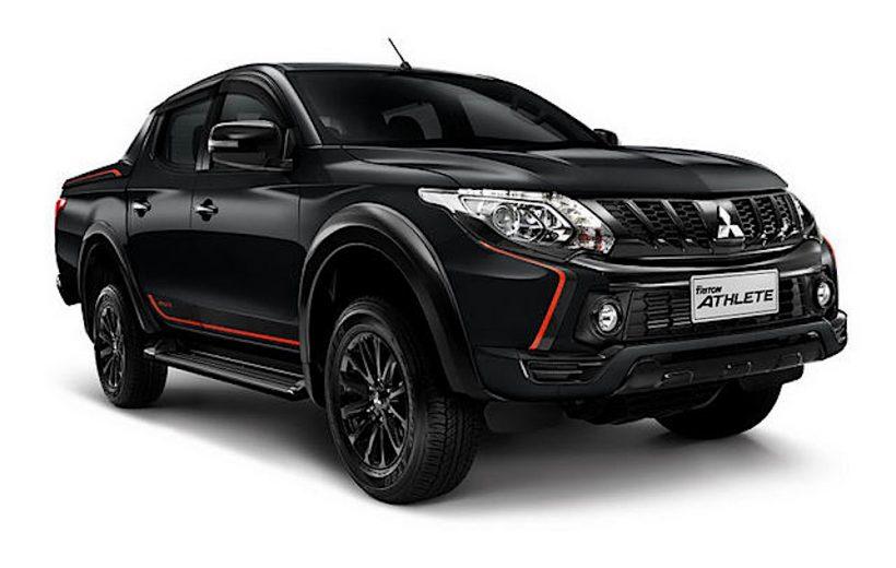 Mitsubishi ra mắt Triton Athlete tại Malaysia