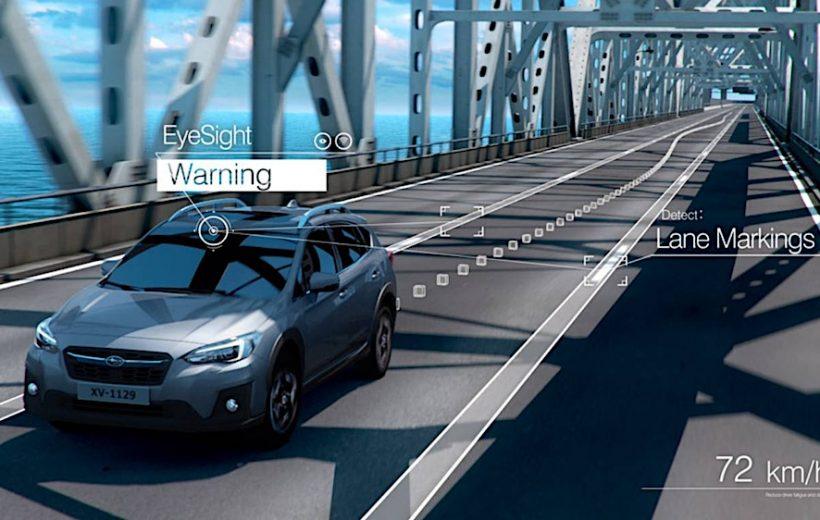 Subaru ra mắt công nghệ an toàn EyeSight tại Singapore