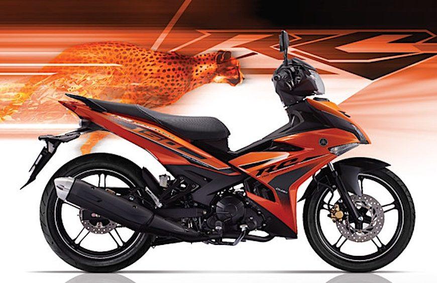 Yamaha Exciter 150 RC có thêm màu mới