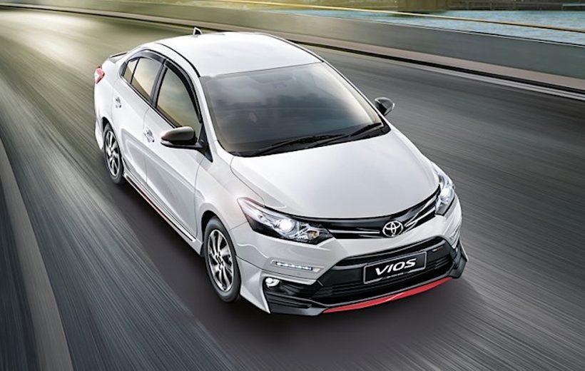 Toyota chuẩn bị cho ra mắt Vios 2018