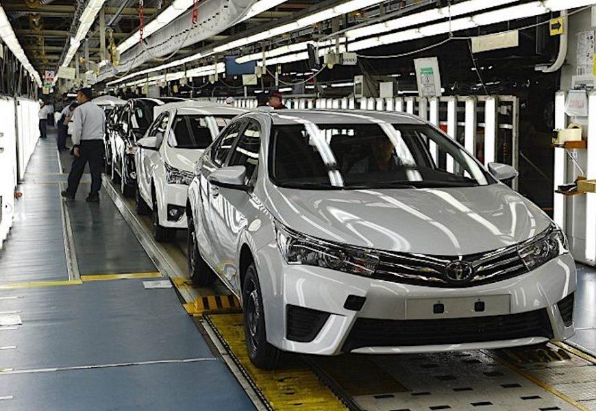 Các hãng xe lớn công bố dừng xuất cảng xe vào thị trường Việt Nam