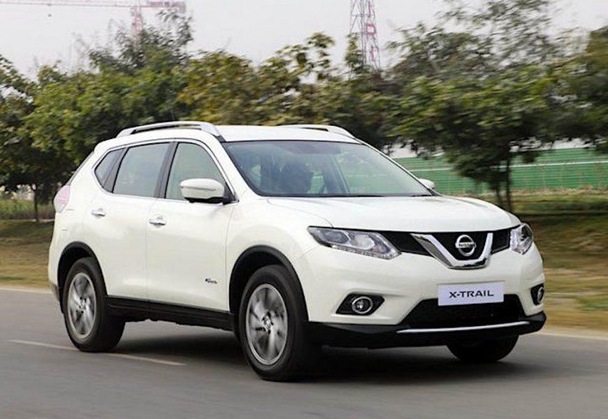 Nissan X-Trail dù giảm giá nhưng doanh số bán ra vẫn không cao
